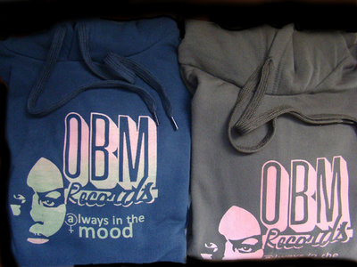 OBM Hoodie...always in the mood ! main photo