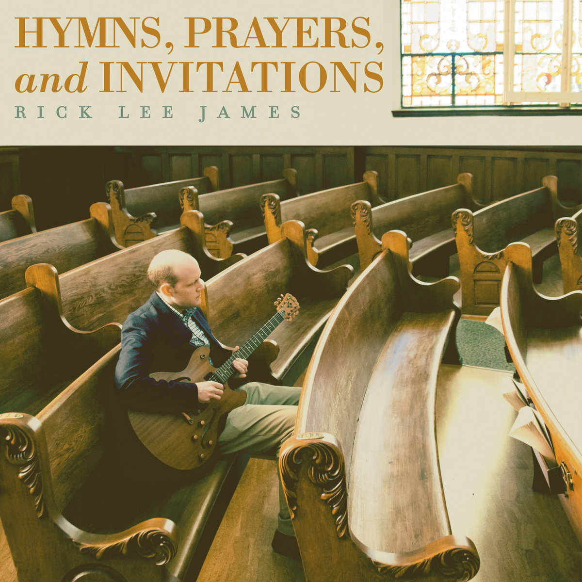 Hymns prayers and invitations rick lee james package image stopboris Images