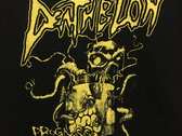 Deathblow - Prognosis Negative T-shirt (Yellow) photo