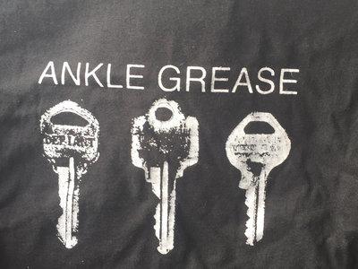 three keys tshirt main photo