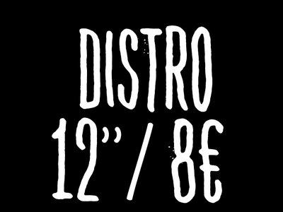 """Distro 12"""" / 8€ main photo"""