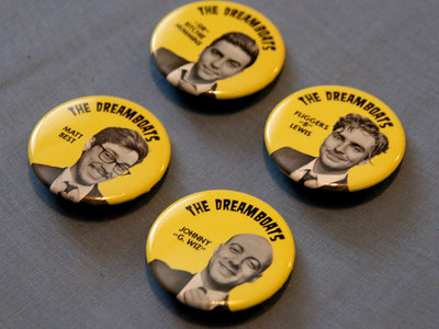 *OUT OF STOCK* 2016 Dreamboat Button Pack!! ALL MEMBERS!! main photo