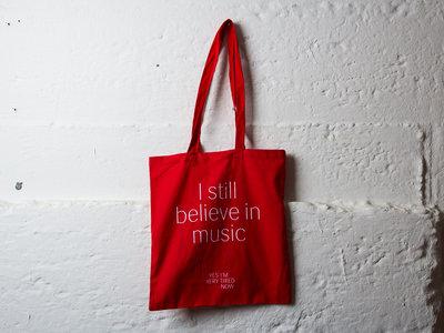 BAGS / I STILL BELIEVE IN MUSIC main photo