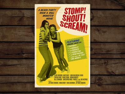 Stomp! Shout! Scream! DVD main photo