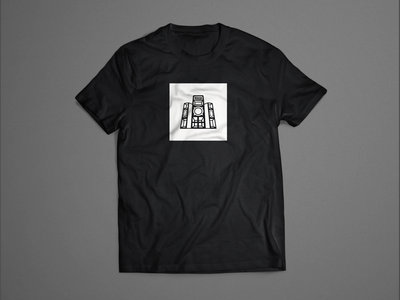 Dub Stuy Boxed Tower Logo Tee main photo