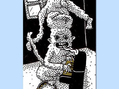 Toy panic [Drawing] main photo
