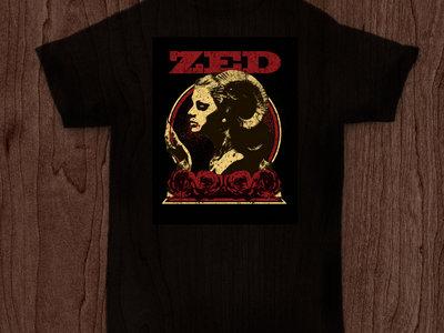Mens Devil Rose T-shirt main photo