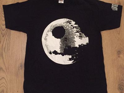 Compact Disco Death Mirror Baw T Shirt main photo