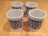 Compact Disco Mug photo