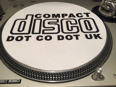 Compact Disco Slipmats main photo