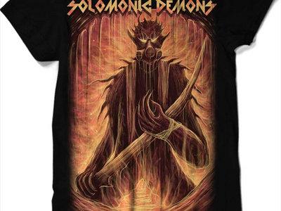 Solomonic Demons Malevolent Destiny T shirt main photo