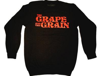 The Grape And The Grain Fleece Crewneck main photo