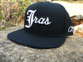 "J Ras Hat Snapback ""Black/White"" photo"