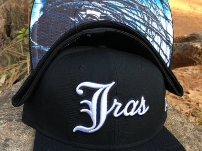 "J Ras Hat Fitted Size 8 ""Black/White"" main photo"