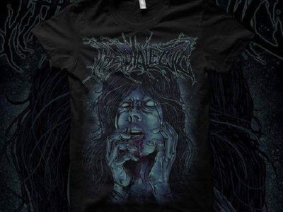 The Dialectic- Dying At The Altar Tee main photo
