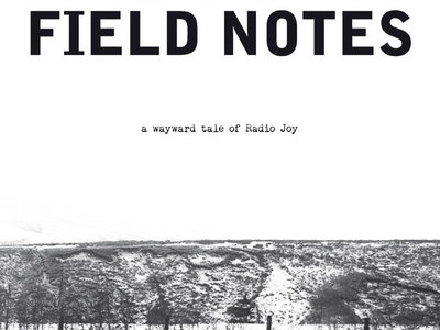 Field Notes by Johny Brown and Inga Tillere - Book main photo