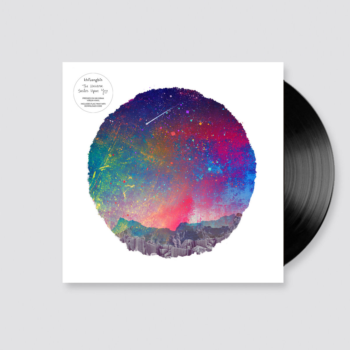 The Universe Smiles Upon You Khruangbin