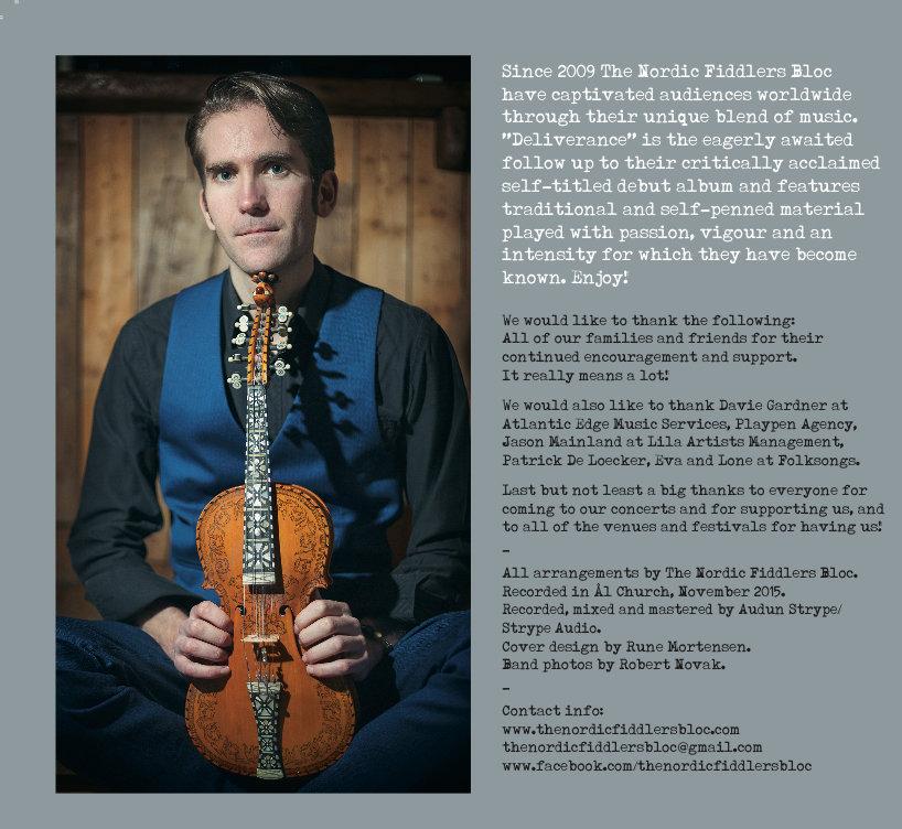 Deliverance | The Nordic Fiddlers Bloc