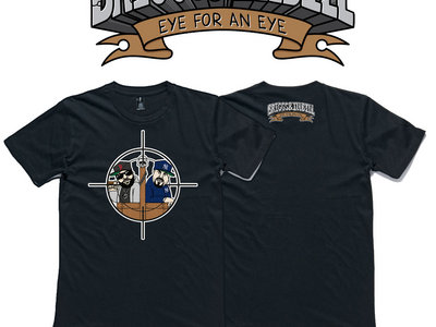 Eye For An Eye t-shirt ***on sale*** main photo