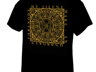 An Unbroken Threnody tshirt NOW IN STOCK! Sold out main photo