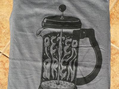 French Press T-shirt main photo
