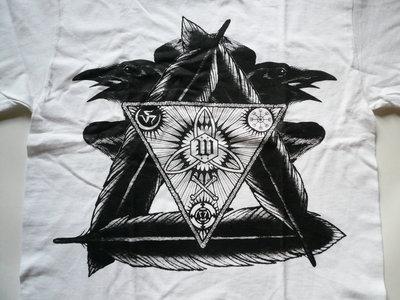 Pyramids & Wraiths T-Shirt and LP bundle main photo