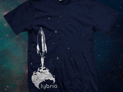 Lybria Rocket T-Shirt (Navy Blue) main photo