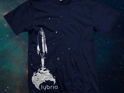 Lybria Rocket T-Shirt (Navy Blue) main photo