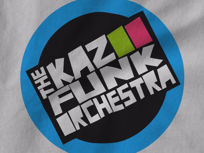 The Kazoo Funk Orchestra - Logo Tee main photo