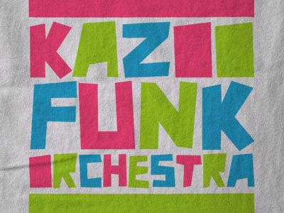 The Kazoo Funk Orchestra - Logo Tee (2015) main photo