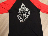 Lifter Baseball T Red / Black photo