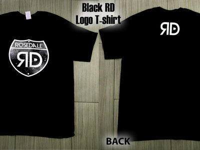 Black RD logo T-Shirt main photo