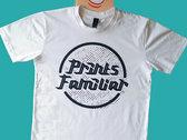 Prints Familiar Logo Shirt photo