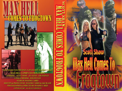 Max Hell Frog Warrior Video Tape main photo
