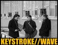 Keystroke//Wave image