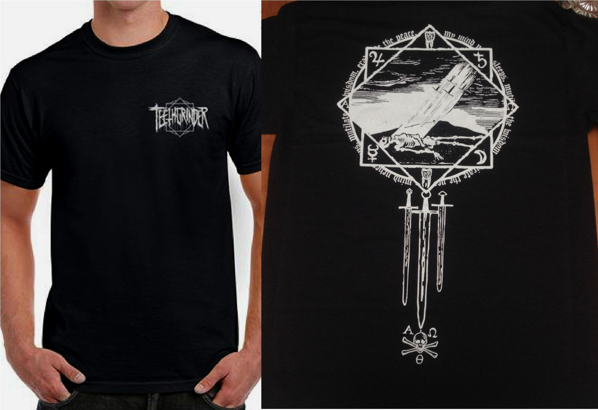 By The Sword Front Back Design Main Photo