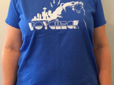 Voycheck Blue T-shirt main photo