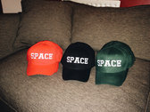 OUT OF STOCK! SPACE caps photo