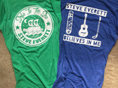 """Steve Everett Believes In Me"" T-Shirt (CLOSEOUT) photo"