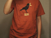 Crow and Moon Tee photo