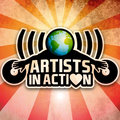 ARTISTS IN ACTION image