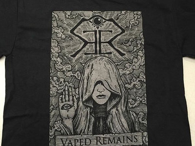 Vaped Remains t-shirt ***SOLD OUT*** main photo