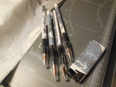 Pen featuring Slavaki - Daydreaming artwork (free when buying 2+ items) photo
