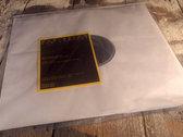 """Zen Zsigo - Eye Contact 12"""" Clear Vinyl (28 Copies Only) photo"""