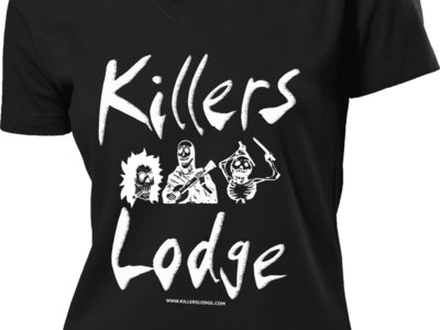 Killer t-shirt for girls main photo