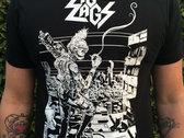 "Randy ""Ruler Of The Wasteland"" T-Shirt photo"