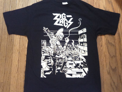 "Randy ""Ruler Of The Wasteland"" T-Shirt main photo"