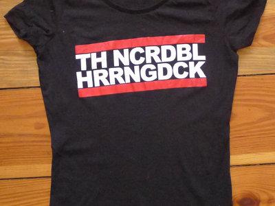 HRRNGDCK T-Shirt (tailliert) main photo