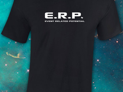 Official E.R.P. T-Shirt main photo