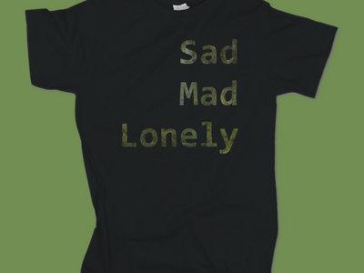 Sad Mad Lonely Album Tee main photo